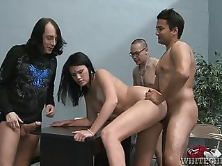 interracial hindi group sex porn